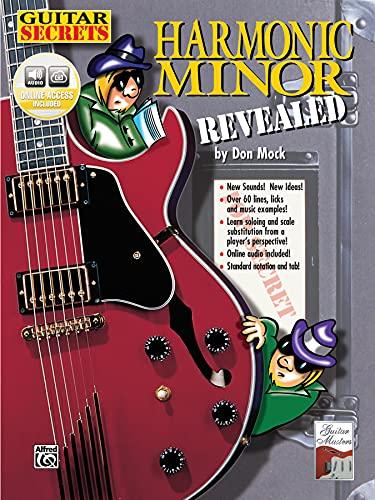 9780769200293: Guitar Secrets Harmonic Minor Rv