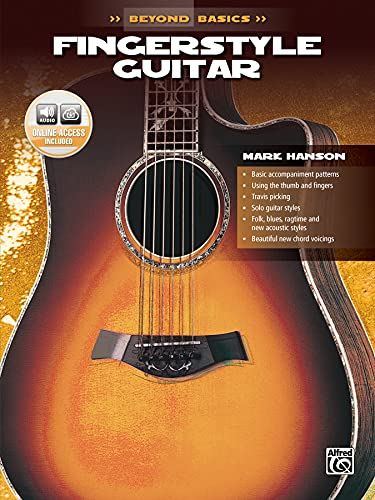 9780769200392: Beyond Basics Fingerstyle Guitar