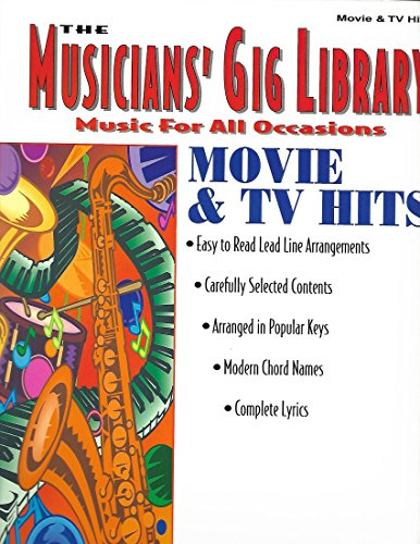 9780769200682: The Musicians' Gig Library: Movie & TV Hits