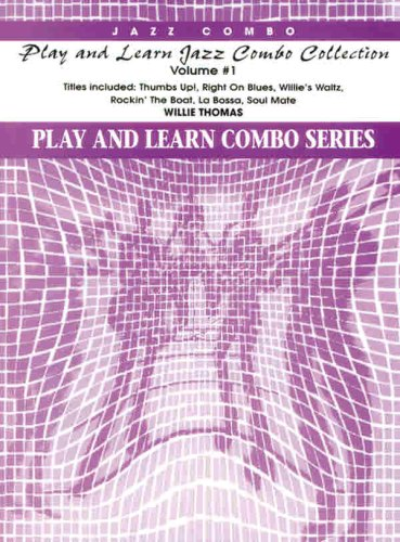 Jazz Anyone.....?, Vol 1: Play and Learn Jazz Combo Collection (Easy) (076920144X) by [???]