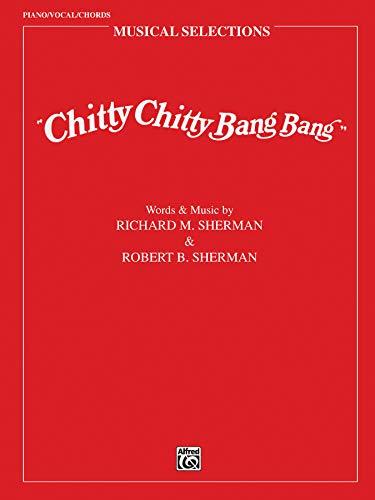 9780769202426: Chitty Chitty Bang Bang: Musical Selections