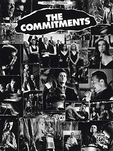 9780769202655: The Commitments: Piano/Vocal/Chords