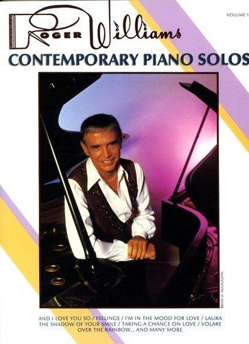 Roger Williams Contemporary Piano Solos: Williams, Roger