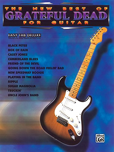 9780769205304: The New Best of Grateful Dead for Guitar: Easy TAB Deluxe (The New Best of... for Guitar)