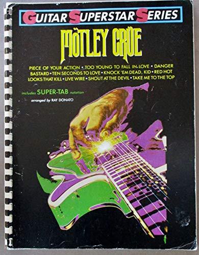 Mötley Crüe -- Guitar Superstar (0769205860) by Mötley Crüe