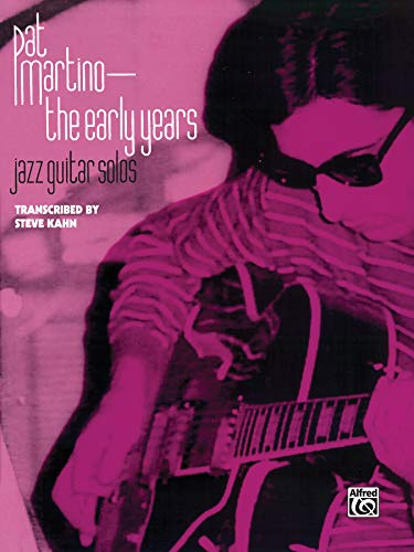9780769205892: The Early Years: Jazz Guitar Solos