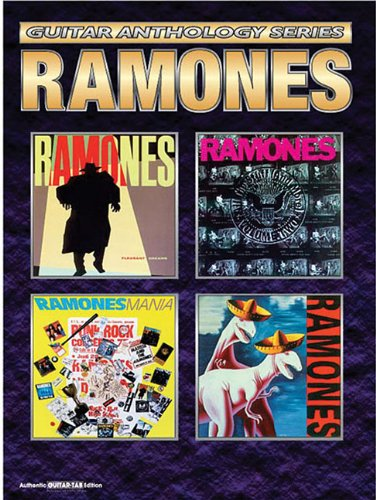9780769205946: Ramones -- Guitar Anthology: Authentic Guitar Tab