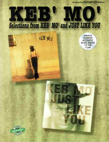 9780769206035: Keb' Mo' Selection from Keb' Mo' and Just Like You: Selection from Keb' Mo' and Just Like You