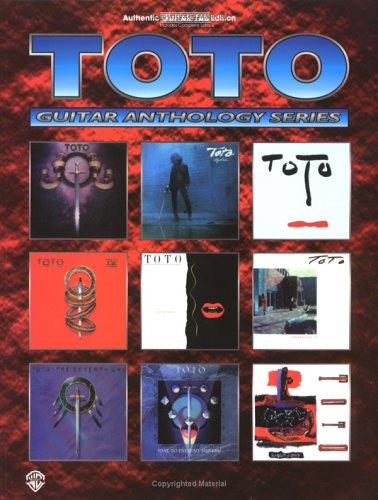 9780769206264: Toto Guitar Anthology Series
