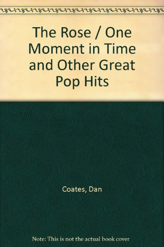 9780769206875: The Rose / One Moment in Time and Other Great Pop Hits