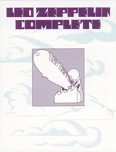 9780769207056: Led Zeppelin -- Complete: Piano/Vocal/Chords