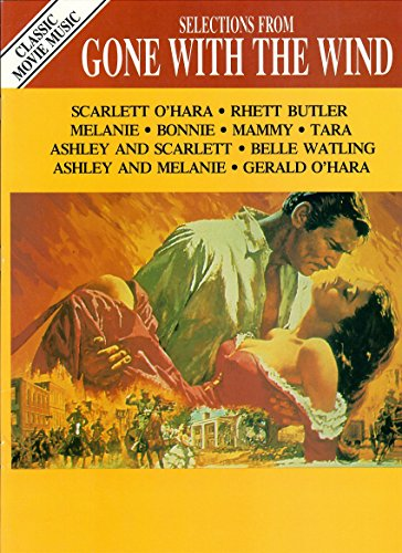 9780769207308: Gone with the Wind (Movie Selections): Piano Solos