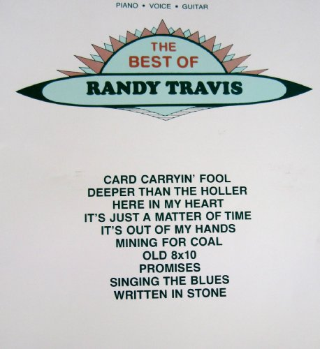 9780769208411: The Best of Randy Travis