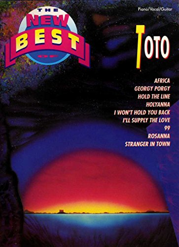 9780769208480: New Best of Toto