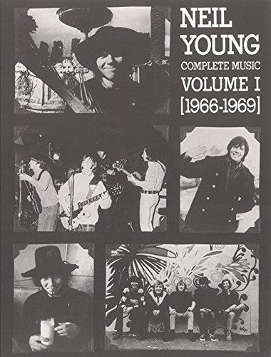 9780769208794: Neil Young: Complete Music (1966-1969)