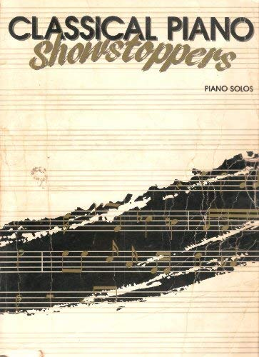 9780769209333: Classical Piano Showstoppers