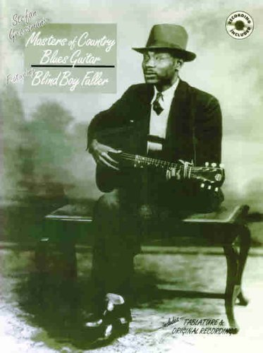 9780769209548: Masters of Country Blues Guitar: Blind Boy Fuller (Book & CD)