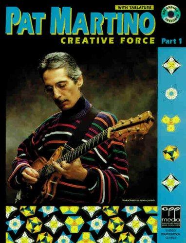9780769209814: Creative Force, Part 1 (Book & CD) (REH Video Transcription Series)
