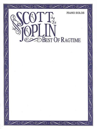 9780769210308: Best of Ragtime: Piano Solos