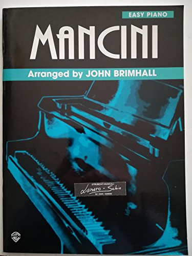 Mancini: Piano Arrangements (Brimhall Composer Series) (9780769211541) by John Brimhall