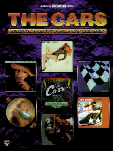 9780769212272: The Cars: Authentic Guitar-Tab Edition