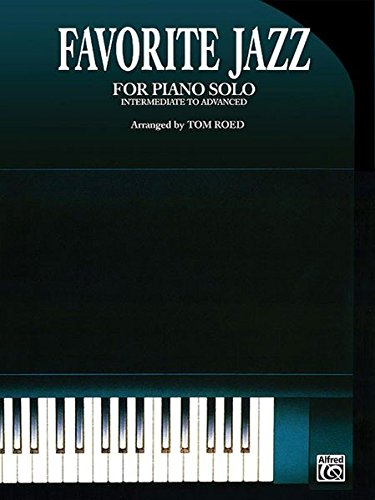 9780769212630: Favorite Jazz for Piano Solo