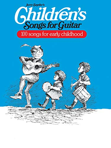 9780769212746: Children's Songs for Guitar: 100 Songs for Early Childhood