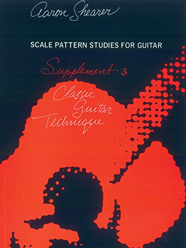 9780769212777: Scale Pattern Studies for Guitar: Supplement 3