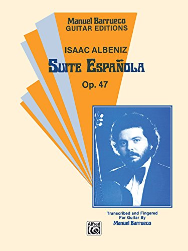 9780769212845: Suite Espa�ola, Op. 47
