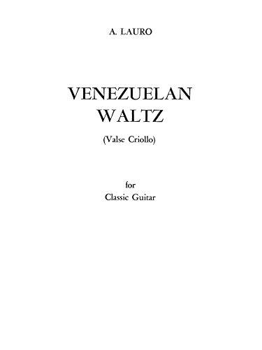 9780769213354: Venezuelan Waltz: Valse Criollo, Sheet