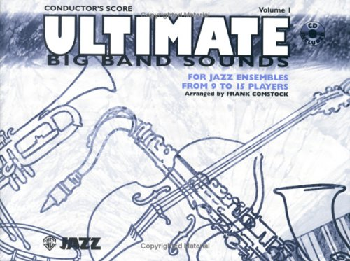 9780769214047: Ultimate Big Band Sounds (Conductor): For Jazz Ensembles from 9 to 15 Players