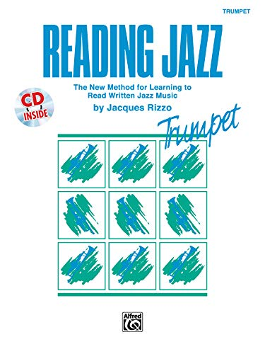 9780769214221: Reading Jazz: The New Method for Learning to Read Written Jazz Music (Trumpet), Book & CD