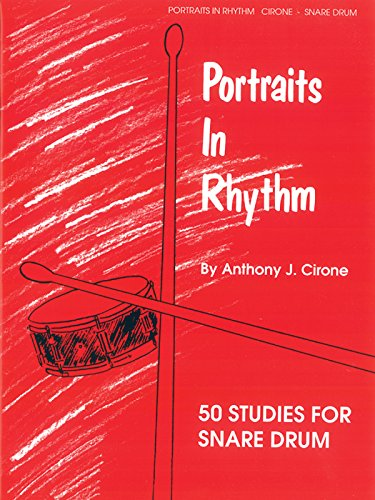 9780769214399: Portraits in Rhythm: 50 Studies for Snare Drum