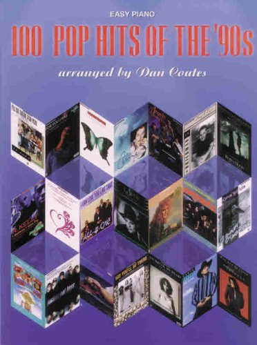 100 Pop Hits Of The 90's: Coates, Dan