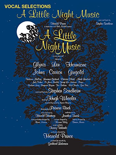 9780769215389: A Little Night Music (Vocal Selections): Piano/Vocal