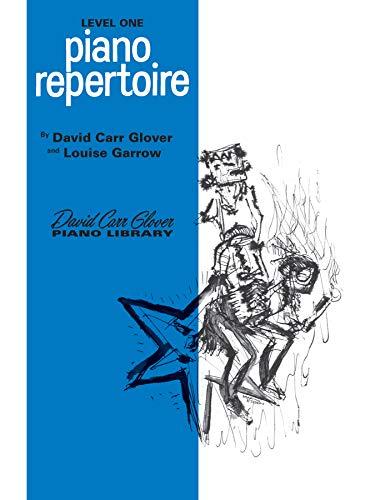 9780769218151: Piano Repertoire: Level 1 (David Carr Glover Piano Library)
