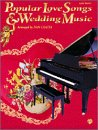 9780769218588: Popular Love Songs & Wedding Music [Taschenbuch] by Coates, Dan
