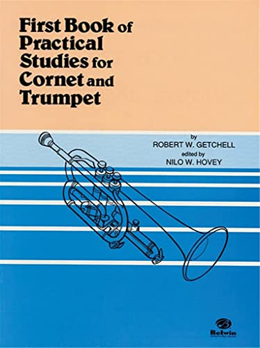 9780769219578: First Book of Practical Studies for Cornet and Trumpet
