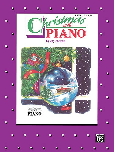 9780769219615: Christmas at the Piano: Level 3