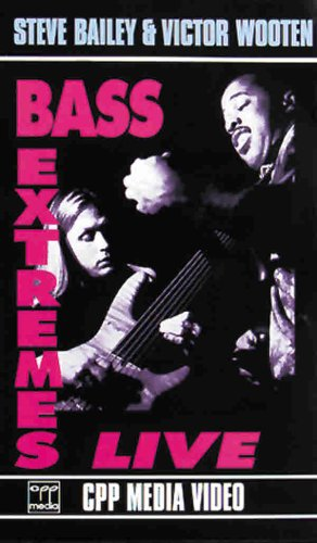 9780769220642: Bass Extremes Live Vhs