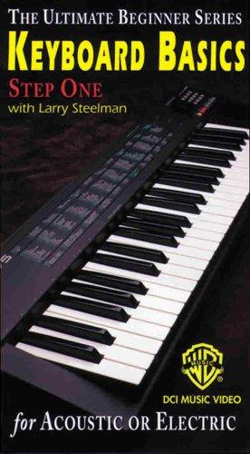 9780769220765: Ultimate Beginner Keyboard Basics: Step One (The Ultimate Beginner Series)