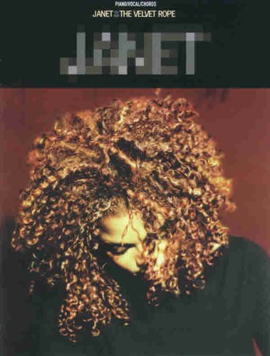 9780769221144: Janet Jackson -- The Velvet Rope: Piano/Vocal/Chords