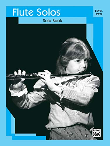 Flute Solos: Level II Solo Book: Staff, Alfred Publishing