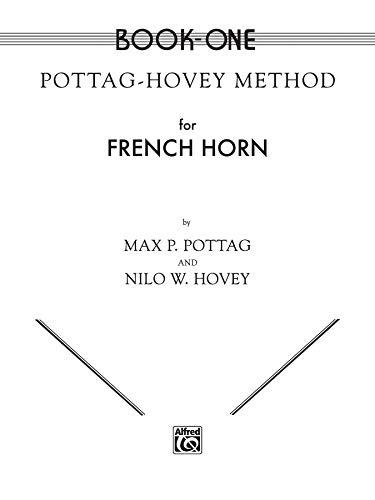 Pottag-Hovey Method for French Horn, Bk 1