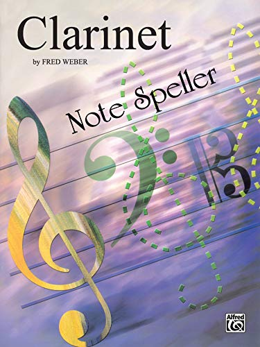 9780769222271: Note Spellers: Clarinet