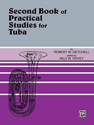 9780769222646: Second Book of Practical Studies for Tuba