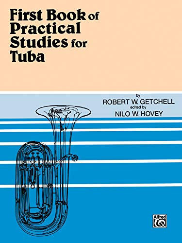 9780769222653: First Book of Practical Studies for Tuba