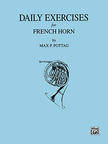 Daily Exercises for French Horn (Paperback)