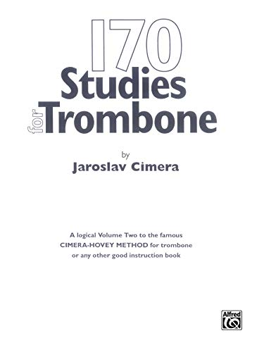 9780769224602: 170 Original Studies for Trombone