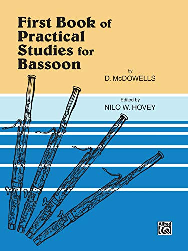 9780769225944: First Book of Practical Studies for Bassoon